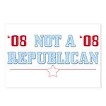 08 Anti-Republican Postcards (8 pk)