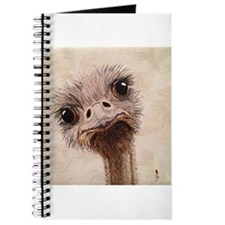 StephanieAM Ostrich Journal