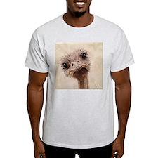 StephanieAM Ostrich T-Shirt