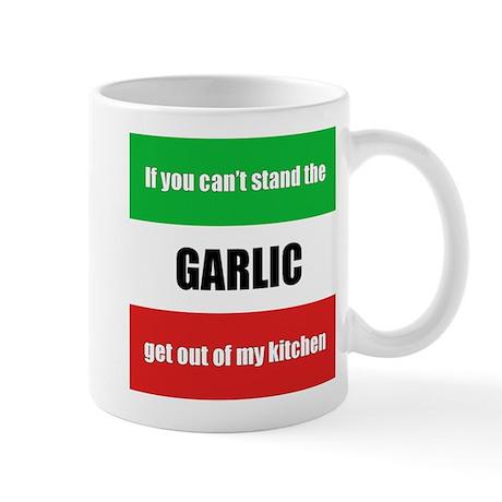 Garlic Lover Mug