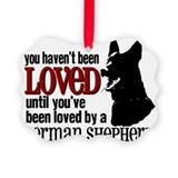 German shepherd Ornaments