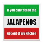 Jalapeno Lover Tile Coaster