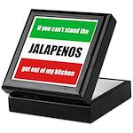 Jalapeno Lover Keepsake Box