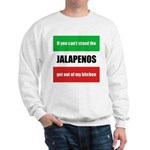 Jalapeno Lover Sweatshirt