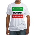 Jalapeno Lover Fitted T-Shirt