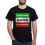 Jalapeno Lover Dark T-Shirt