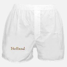 Holland Bright Flowers Boxer Shorts