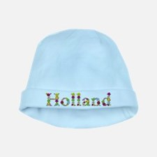 Holland Bright Flowers baby hat