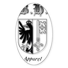 BHA logo Decal