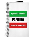 Paprika Lover Journal