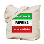 Paprika Lover Tote Bag