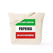 Paprika Lover Tote Bag