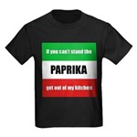 Paprika Lover Kids Dark T-Shirt
