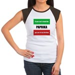 Paprika Lover Women's Cap Sleeve T-Shirt