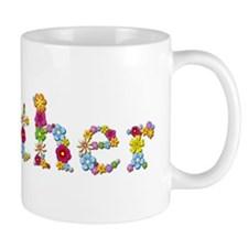 Heather Bright Flowers Mugs