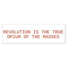Revolution: Opium Of The Masses