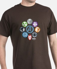 Avengers Icons T-Shirt