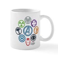 Avengers Icons Mug
