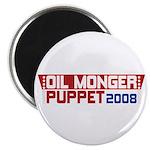 Oil Monger 2008 Magnet