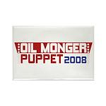 Oil Monger 2008 Rectangle Magnets (10 pk)