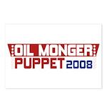 Oil Monger 2008 Postcards (8 pk)