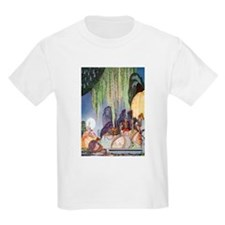 Cinderella Leaves at Midnight by Kay Nielsen T-Shirt