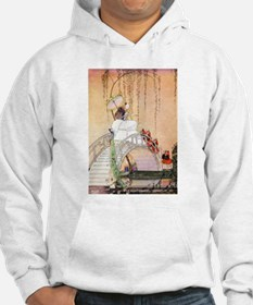 Moon Bridge in the Chinese Garden Hoodie