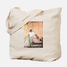 Moon Bridge in the Chinese Garden Tote Bag