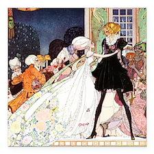 Twelve Dancing Princesses by Kay Nielsen Square Ca