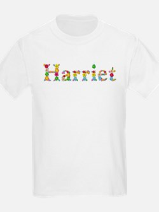 Harriet Bright Flowers T-Shirt