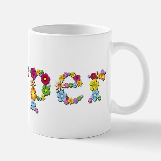 Harper Bright Flowers Mugs
