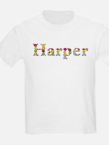 Harper Bright Flowers T-Shirt