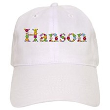 Hanson Bright Flowers Baseball Baseball Cap