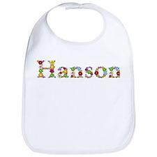 Hanson Bright Flowers Bib