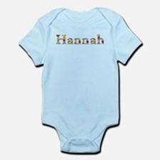 Hannah Bright Flowers Body Suit