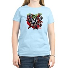 Avengers Group T-Shirt
