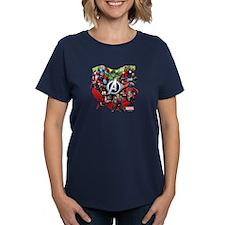 Avengers Group Tee