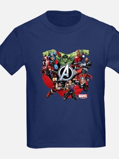 Avengers Group T
