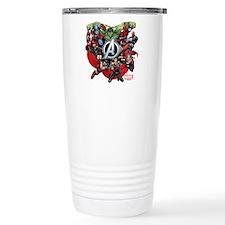 Avengers Group Travel Mug