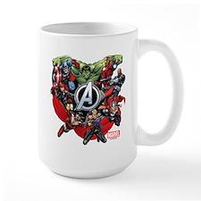 Avengers Group Mug