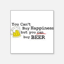 Buy Beer Sticker