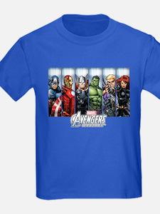 Avengers Assemble T