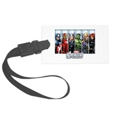 Avengers Assemble Luggage Tag
