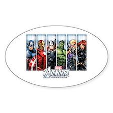 Avengers Assemble Decal