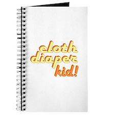Cloth Diaper Kid Journal