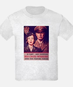 Red Cross Workers T-Shirt