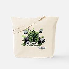 Hulk Slam Tote Bag