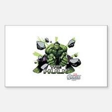 Hulk Slam Decal