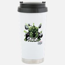 Hulk Slam Stainless Steel Travel Mug