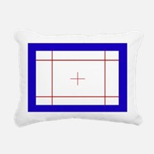 Trampoline Bed Rectangular Canvas Pillow